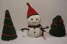 Makerist - Schneemann + Weihnachtsbäume - 1