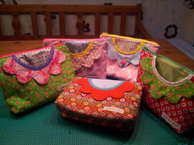 Makerist - Kosmetiktäschchen - Nähprojekte - 2