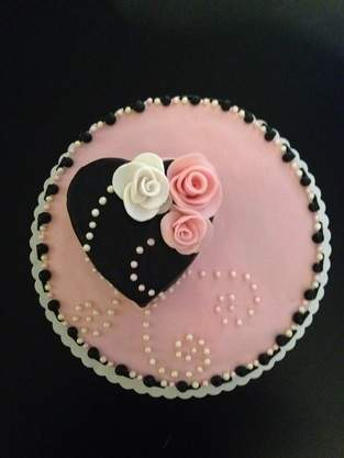 Makerist - Mama's Geburtstagstorte - 1