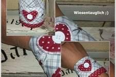 Makerist - Manschetten-Armband Wiesentauglich - 1