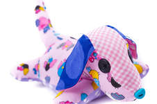 Makerist - Stofftier Hund - 1