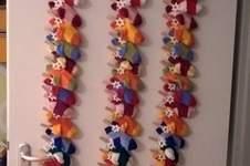 Makerist - Adventskalender 72 Söckchen für drei kleine Bengel! - 1