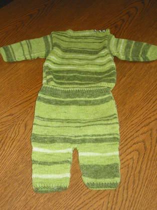 Makerist - Baby Kombination - 1