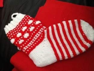 Makerist - Christmas-Stocking - 1