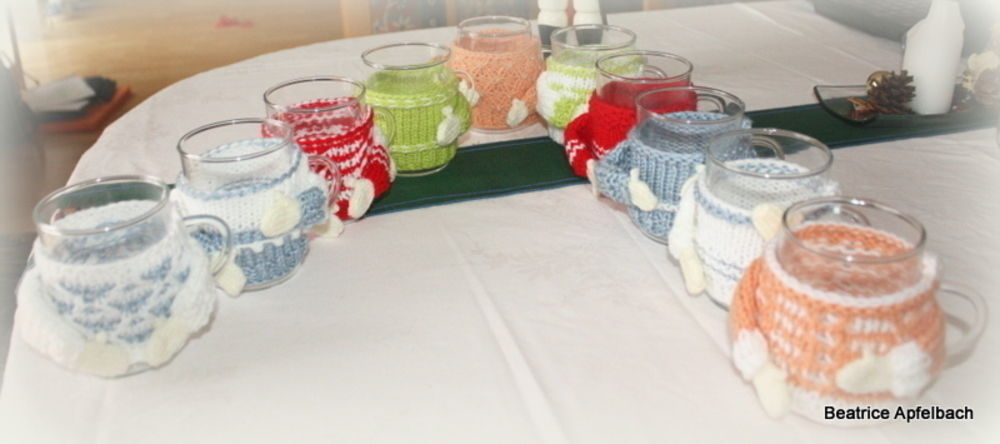 Makerist - ... kleine Geschenke  für Weihnachten.... - Strickprojekte - 2