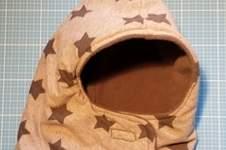 Makerist - Astronautenmütze aus Innenfutter Fleece und außen Jersey - 1