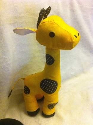 Makerist - Giraffe von DIY Fluffies - 1