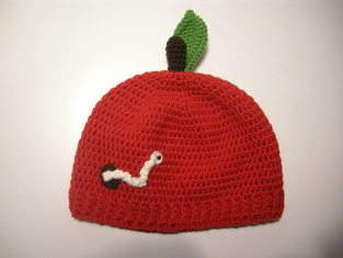 Makerist - Apfelmütze - 1