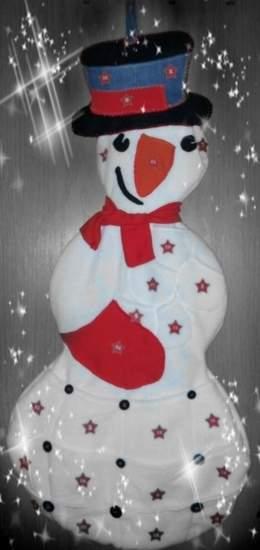 Makerist -  Schneemann-Adventskalender für meinen vierjährigen Sohn! - 1
