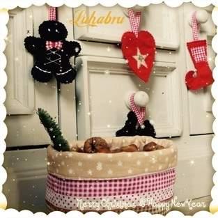 Makerist - ABO Weihnachtsdeko für Mama - 1