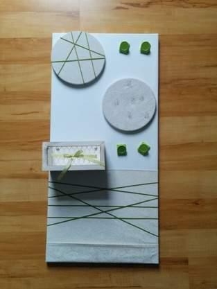 Makerist - Magnet-Pinn(Wand)Organizer für Mama (ABO) - 1