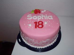 Makerist - Sophias 18. Geburtstag - 1