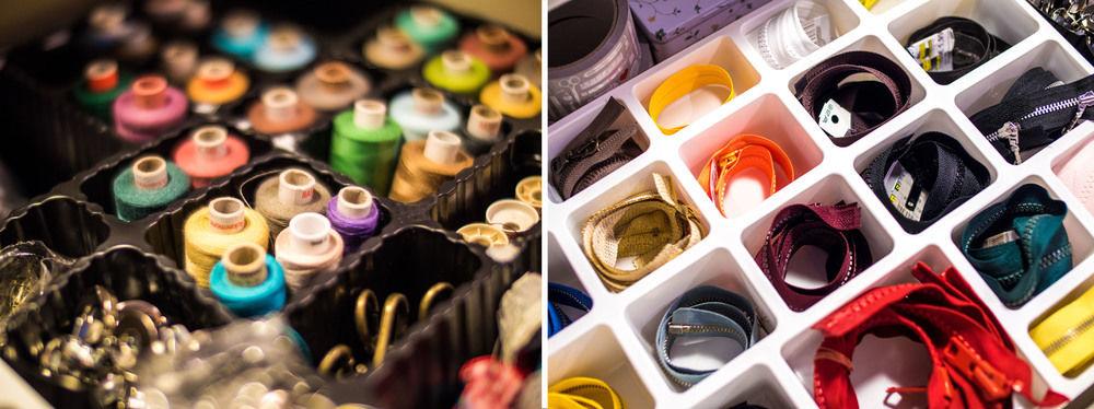 Makerist - Sortierbox-Idee aus altem Adventskalender - Werkzimmer - 2