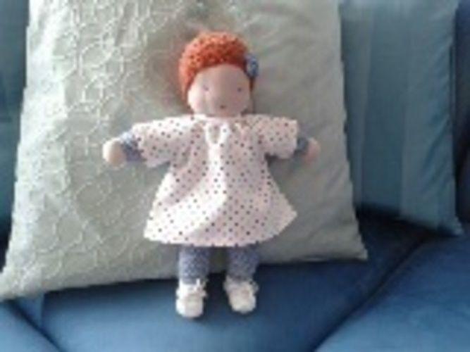 Makerist - Waldorf-Puppe - Strickprojekte - 1