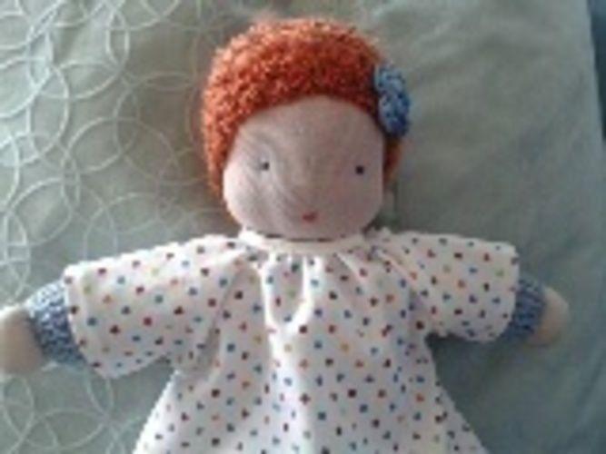 Makerist - Waldorf-Puppe - Strickprojekte - 2
