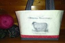 Makerist - Lavendelöldruck im Shabby-Stil - 1