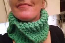 Makerist - Snood nach 5 Lektionen Strick-Workshop - 1