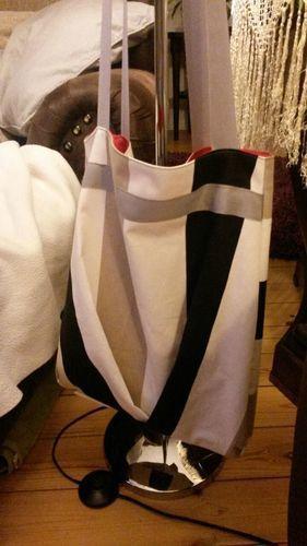 Makerist - Tasche Faltenliebe von leni pepunkt - Nähprojekte - 1