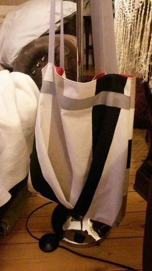 Makerist - Tasche Faltenliebe von leni pepunkt - 1
