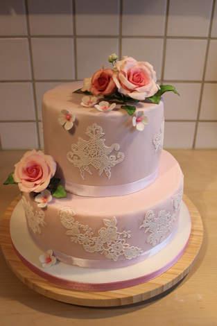 Makerist - Meine erste Hochzeitstorte - 1