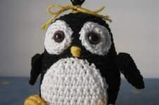 Makerist - Pinguin-Mädchen - 1