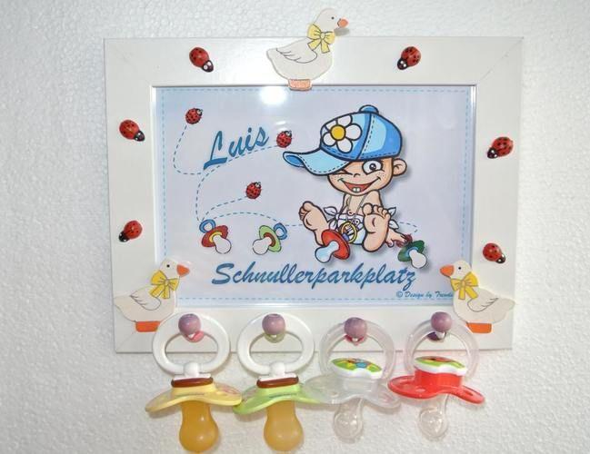 Makerist - Schnullerparkplatz - DIY-Projekte - 1