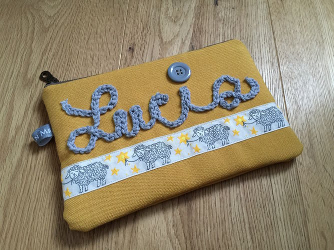 Makerist - Tasche mit Häkeln personalisieren - Nähprojekte - 1
