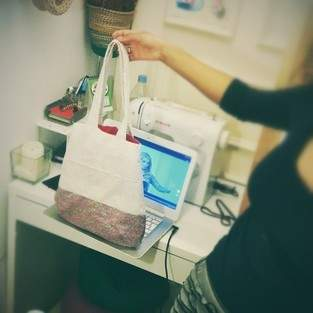 Makerist - Tasche Beutel shopper - 1