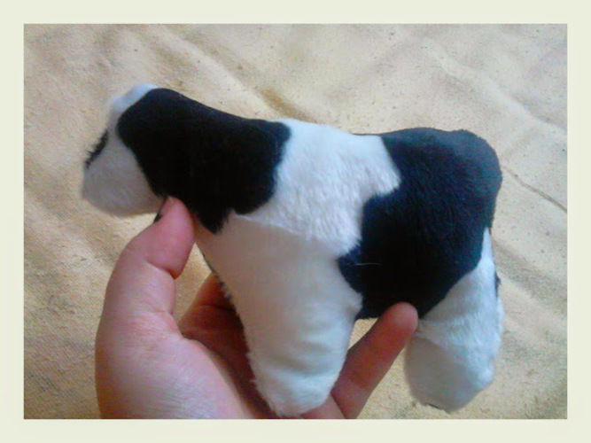 Makerist - Eine Kuh macht Muh - Nähprojekte - 1