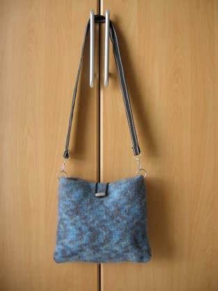 Makerist - gefilzte Tasche - 1