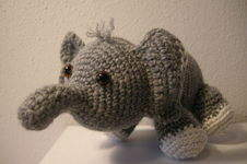 Makerist - Olivier der Elefant - 1
