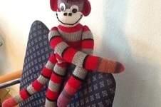 Makerist - Gestrickter Affe, kleine Rucksäcke, gehäkelte Eulen - 1