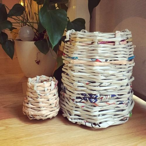 Makerist - DIY Papierkorb  - DIY-Projekte - 2
