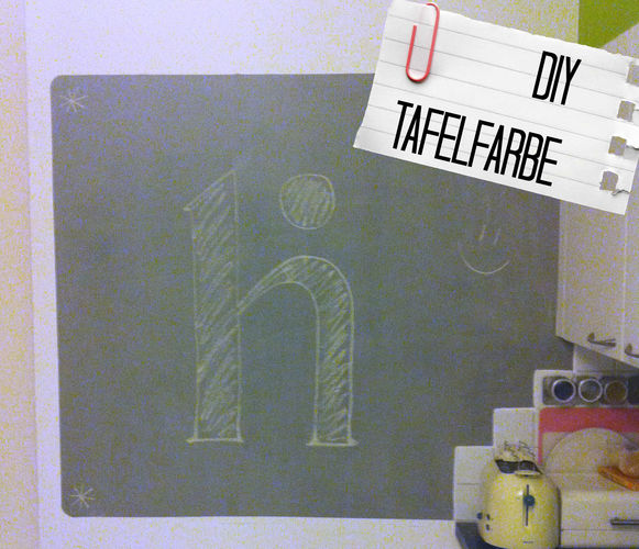 Makerist - DIY Tafelfarbe - DIY-Projekte - 1