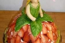 Makerist - Prinzessinnentorte - Erdbeerinchen - 1
