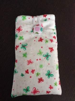 Makerist - Handytasche für das IPhone 5 - 1