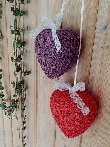 Makerist - Herze zum Valentinstag! - Strickprojekte - 1