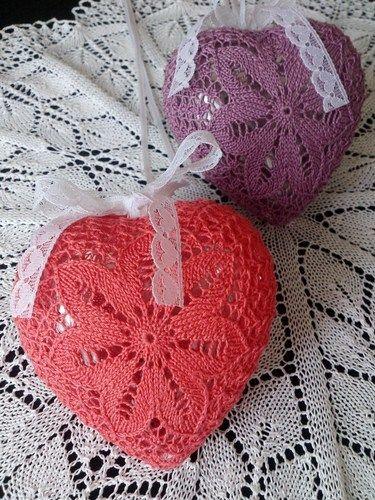 Makerist - Herze zum Valentinstag! - Strickprojekte - 2