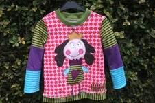 Makerist - für das Mädel ein Prinzessin Shirt ;-) - 1