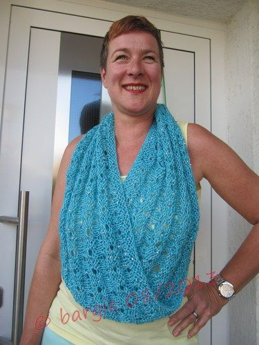 Makerist - Blingbling Loop - Strickprojekte - 2