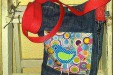 Makerist - Jeans - Hosenbeintasche - 1