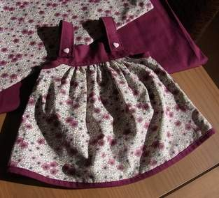 Makerist - Babykleid - 1
