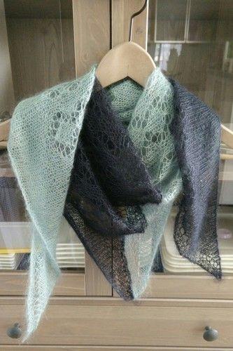 """Makerist - Mein erstes Lace-Tuch """"Freya"""" - Strickprojekte - 1"""