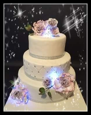 Makerist - Wedding cake Princessa  - 1