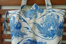 Makerist - Drachentasche - 1