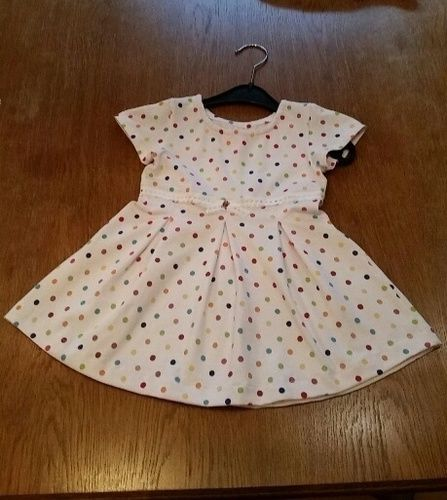 Makerist - Jersey Kleidchen Gr. 92 - Nähprojekte - 1