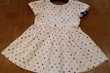 Makerist - Jersey Kleidchen Gr. 92 - 1