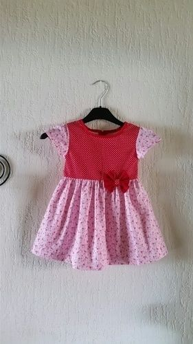 Makerist - Jersey Kleidchen Gr. 92 - Nähprojekte - 3