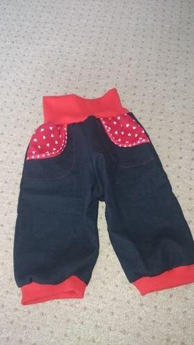 Makerist - Die Hose mit Herz für ein Herzchen  - Nähprojekte - 2