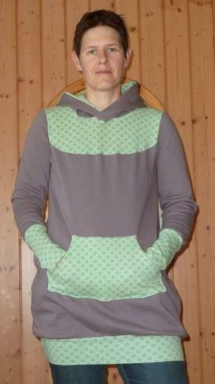 Makerist - Damen-Hoodie für meine Wintergarderobe - 1